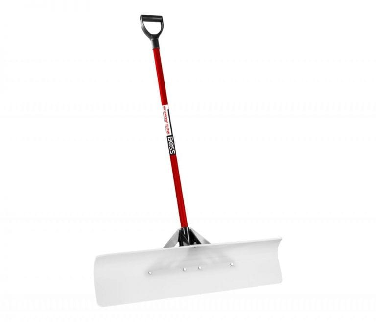 "BOSS 28"" pusher shovel"
