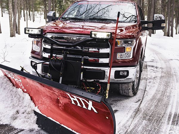 Snow Plow and Ice Control