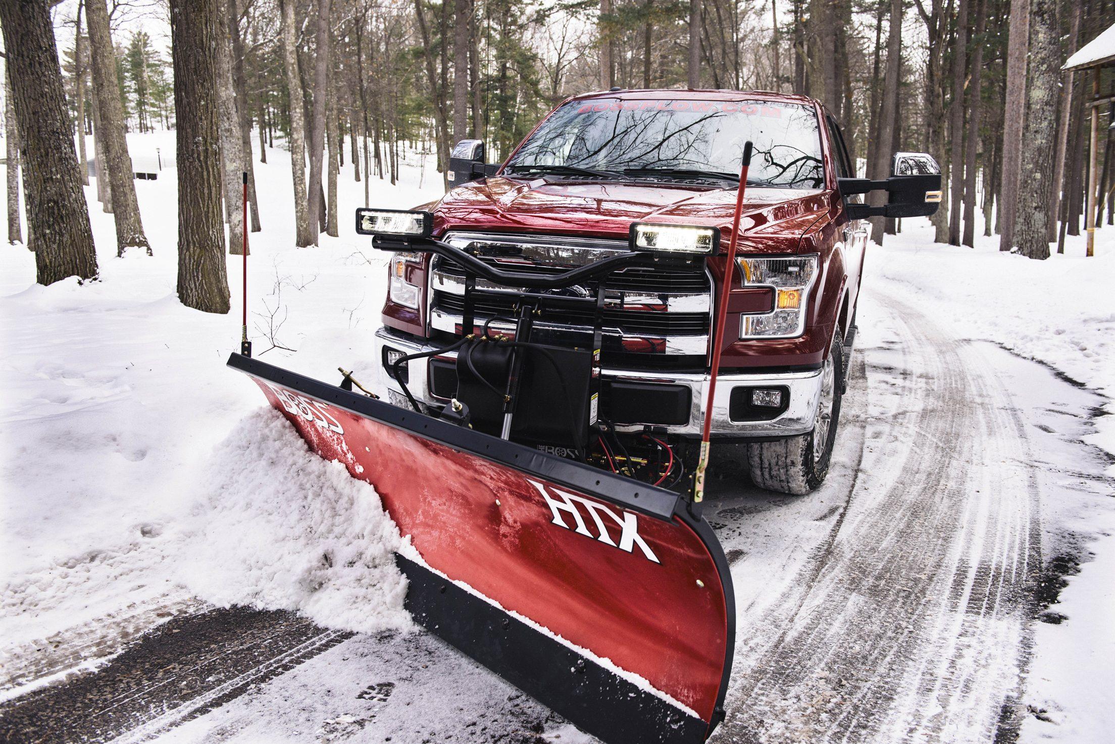 Snow Plow Repair Levan
