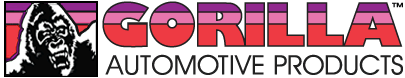 Gorilla Automotive Products logo